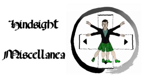 Hindsight Miscellanea