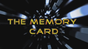 Memory Card Title Card