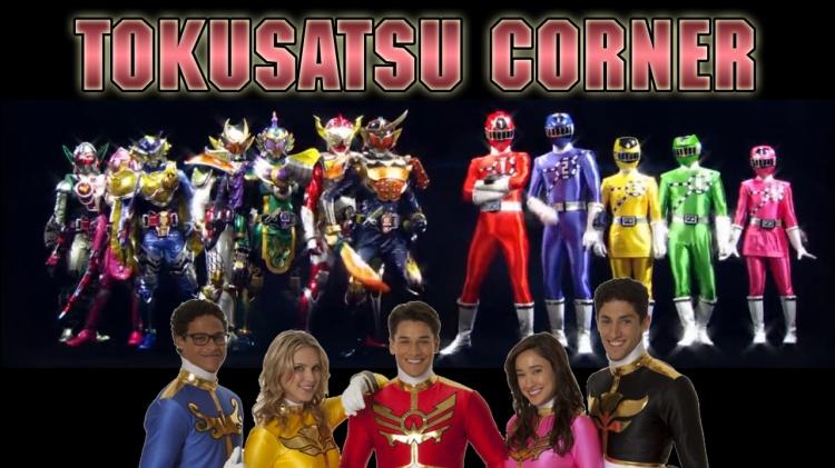 Tokusatsu Corner Season 5
