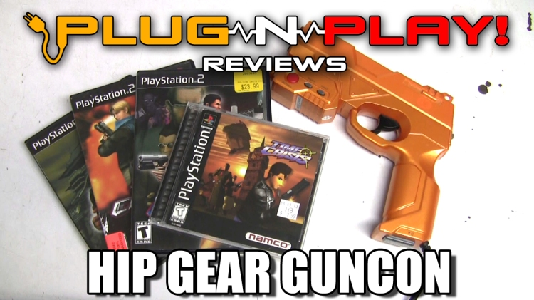Hip Gear Guncon Review