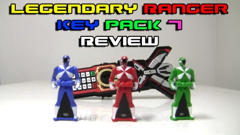 Legendary Ranger Key Set 7 Review