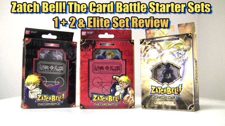 Zatch Bell The Card Battle Review