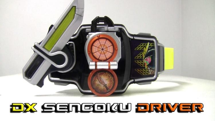 DX Sengoku Driver Review Part 1