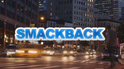 SmackBack logo