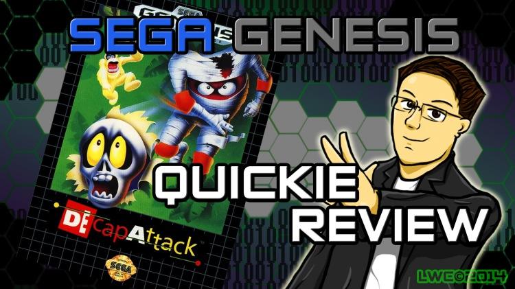 Sega Gensis Quickie Card
