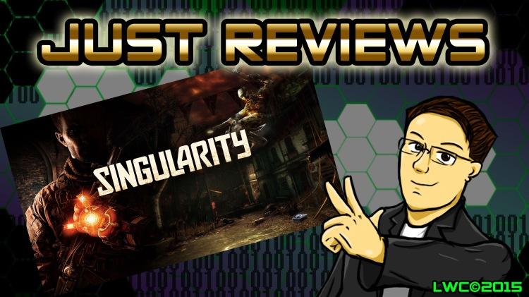 Just Reviews Singularity