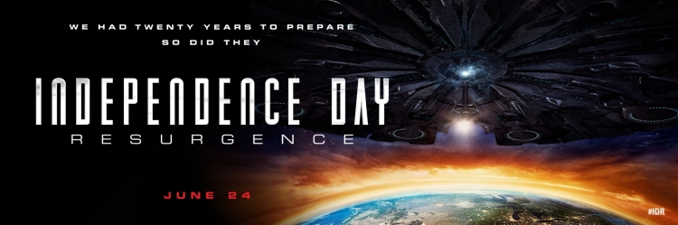 Independence Day: Resurgence Poster (c) Fox