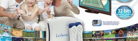 Lexibook 200-in-1 Console