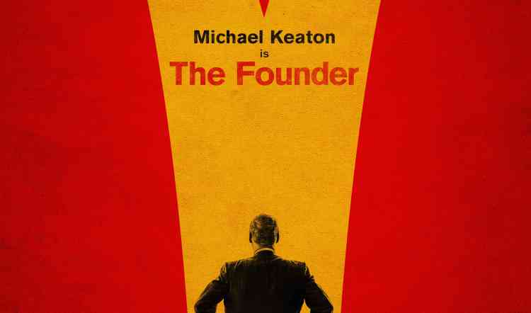 Michael Keaton in the Founder - FilmNation Entertainment/The