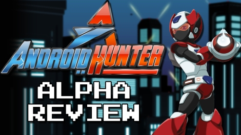 Android Hunter A (Alpha Demo)