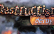 Destruction Derby | Title Graphic